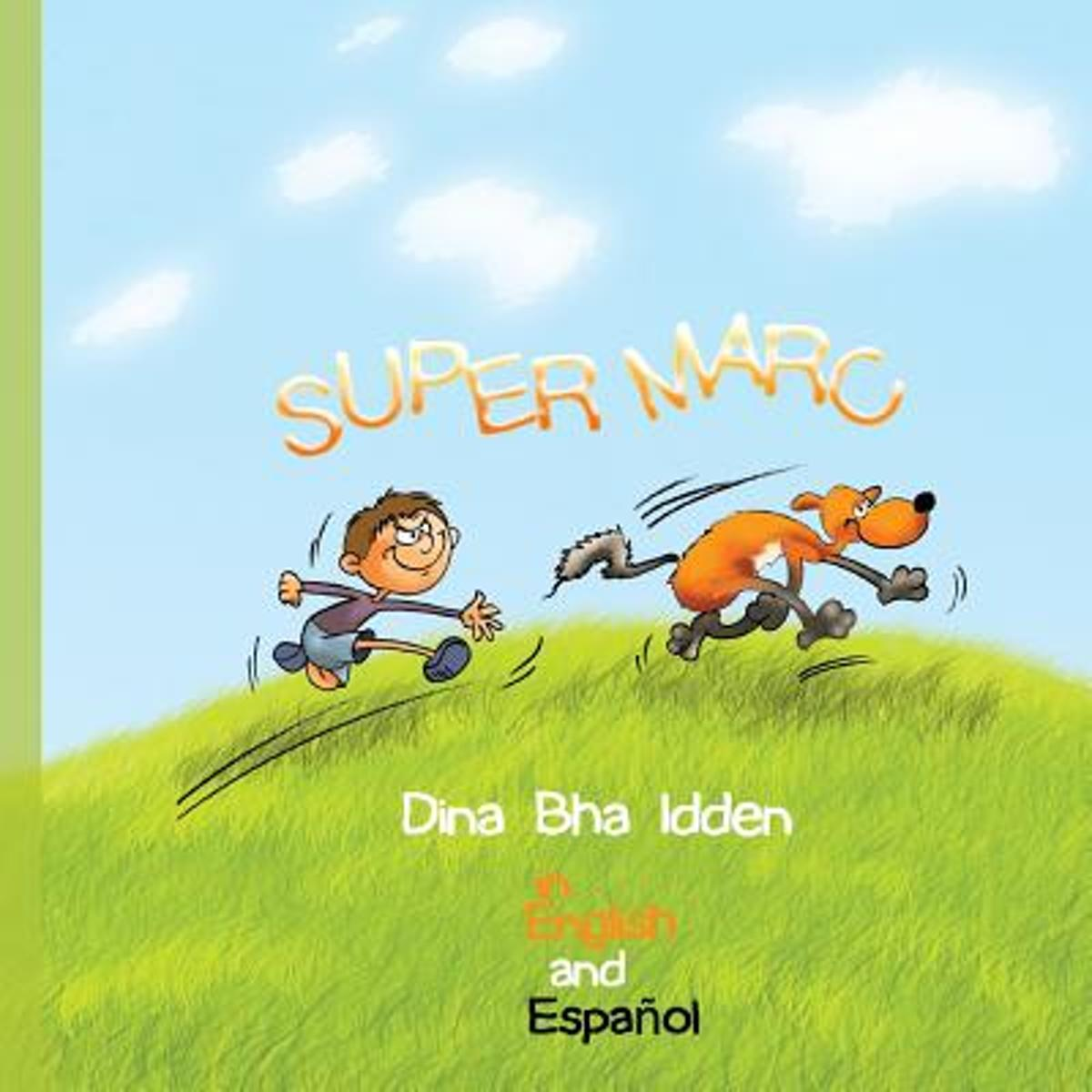 Super Marc in English and Spanish