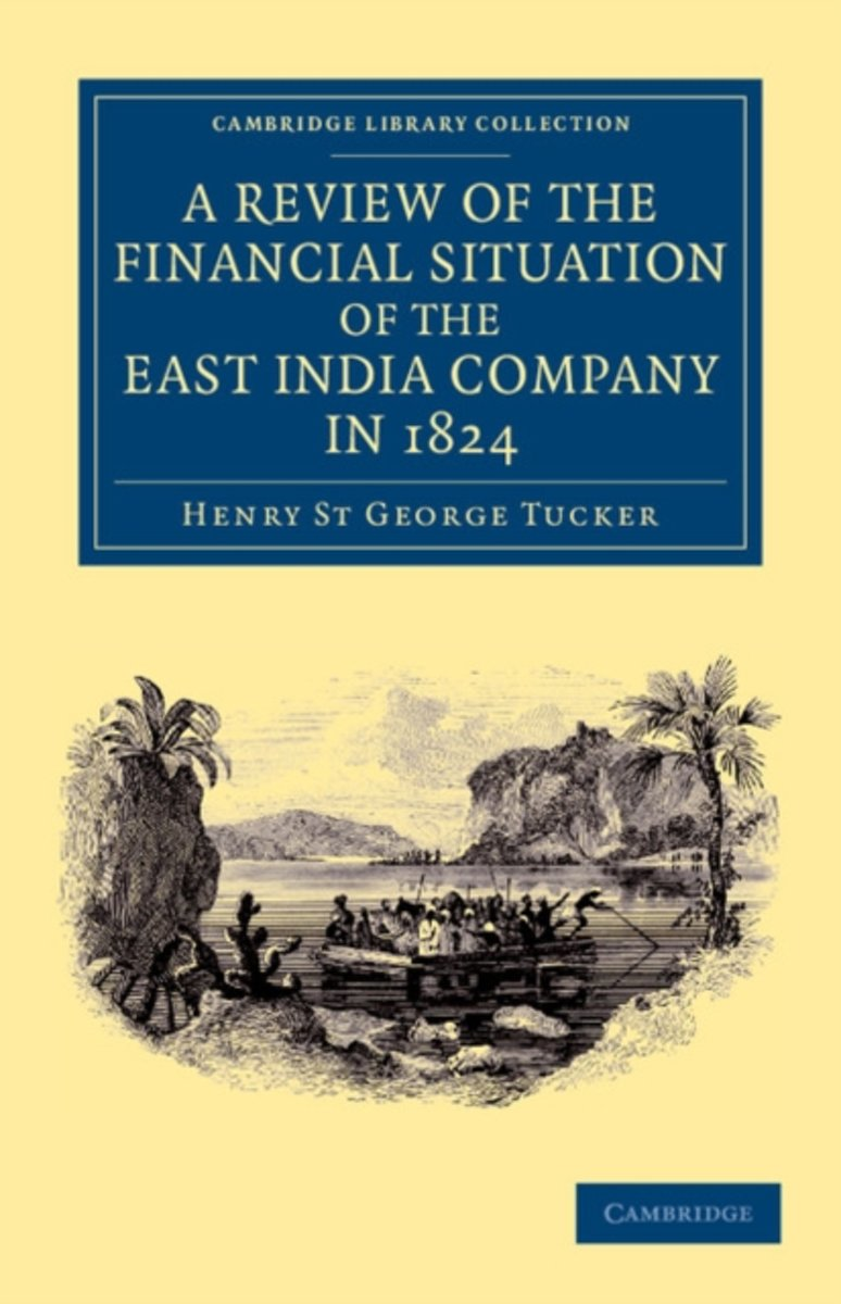A Review of the Financial Situation of the East India Company in 1824