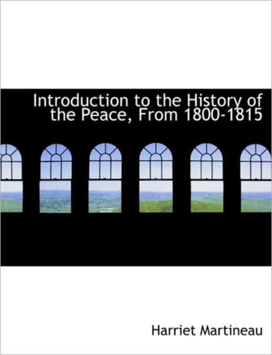 Introduction to the History of the Peace, from 1800-1815