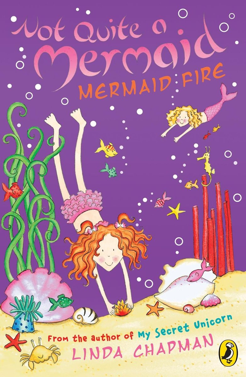 Not Quite a Mermaid: Mermaid Fire
