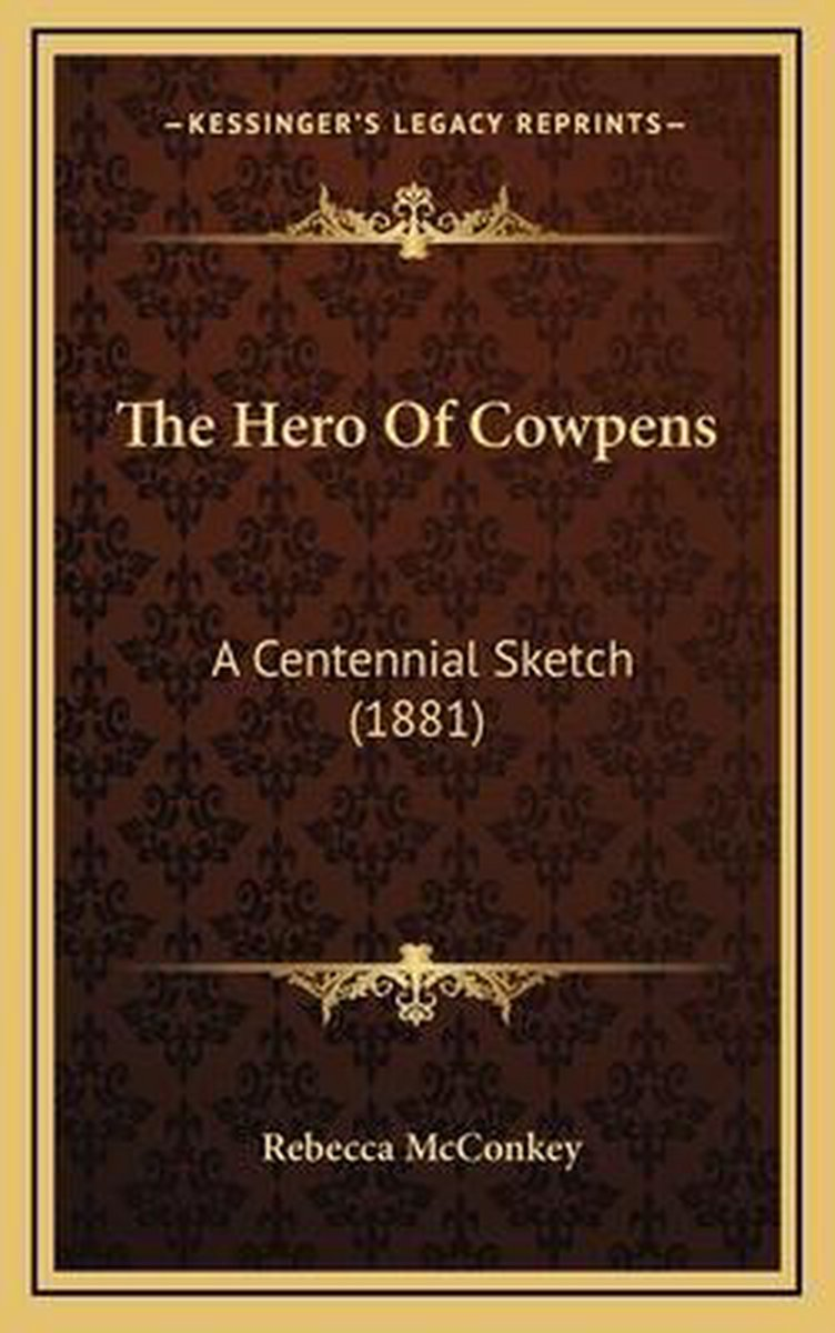 The Hero of Cowpens