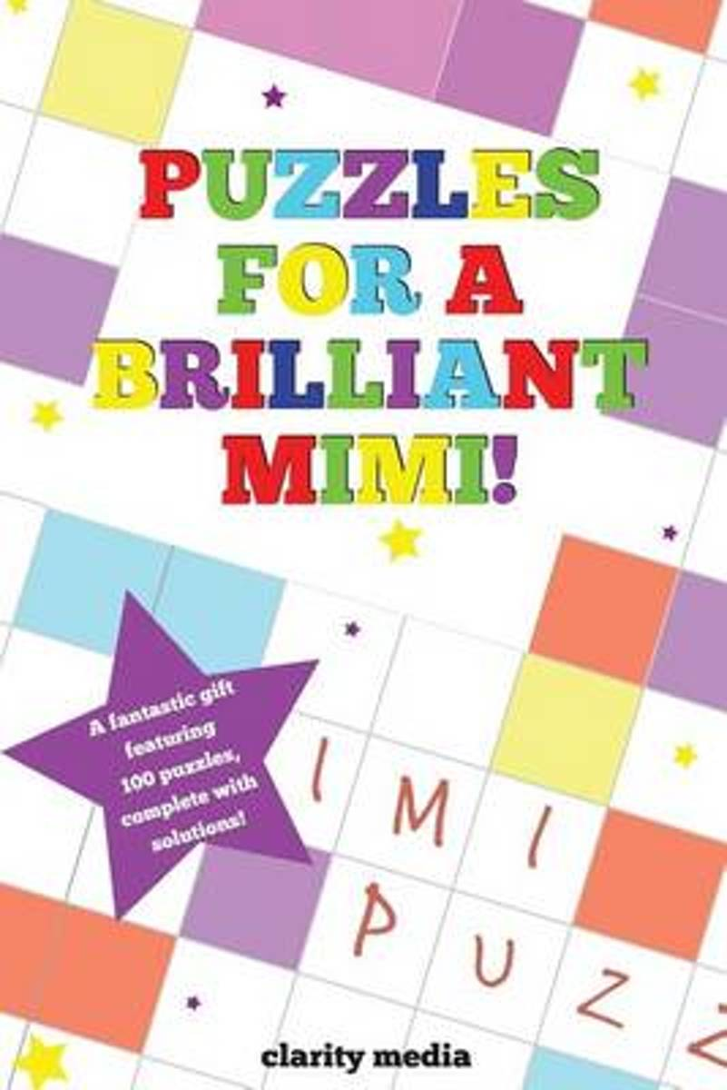 Puzzles for a Brilliant Mimi