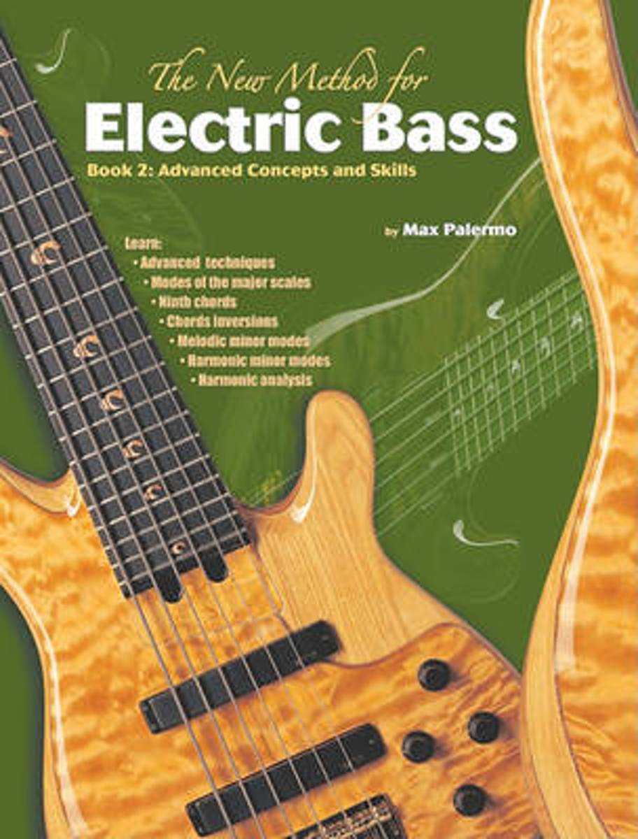 The New Method for Electric Bass, Bk 2