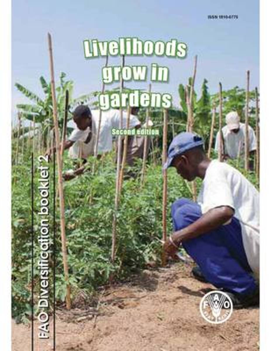 Livelihoods grow in gardens