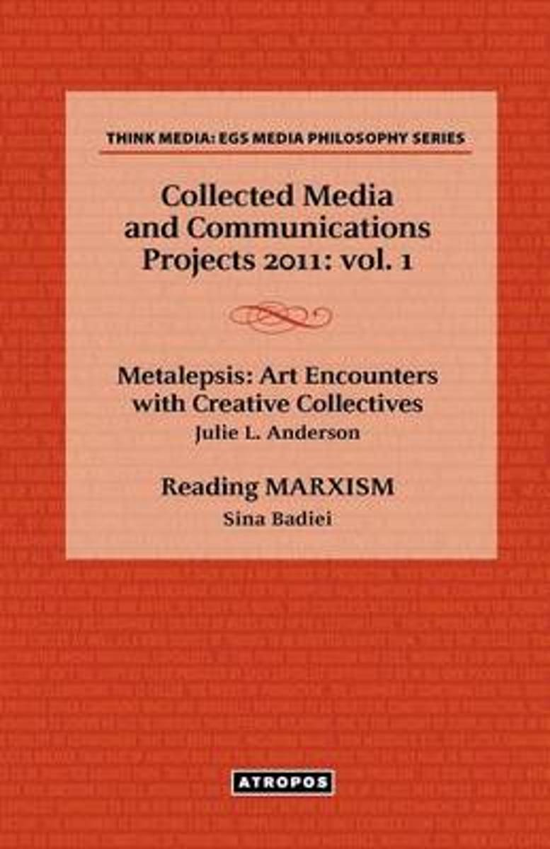 Collected Media and Communications Projects 2011