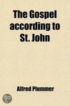 The Gospel According to St. John; With Maps, Notes and Introduction