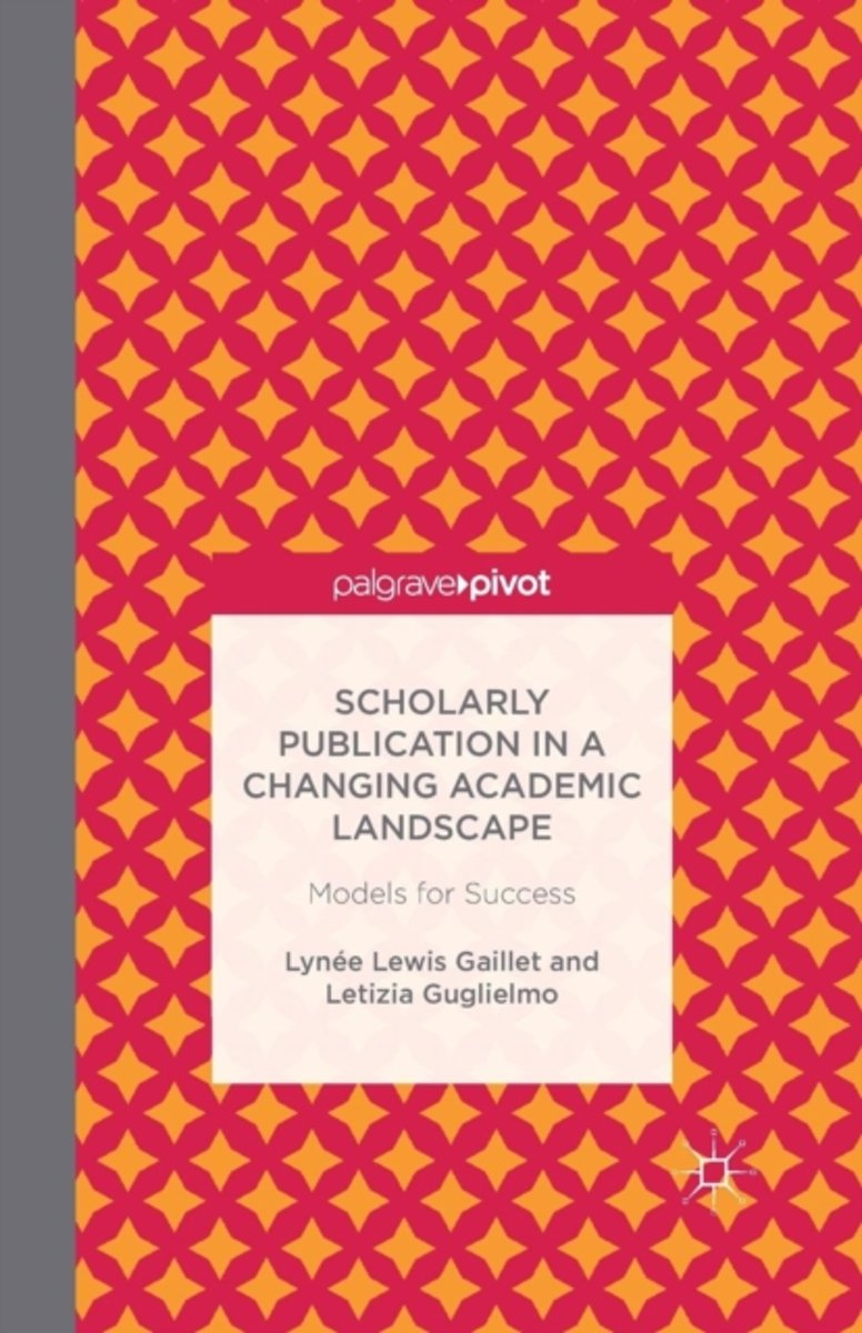 Scholarly Publication in a Changing Academic Landscape