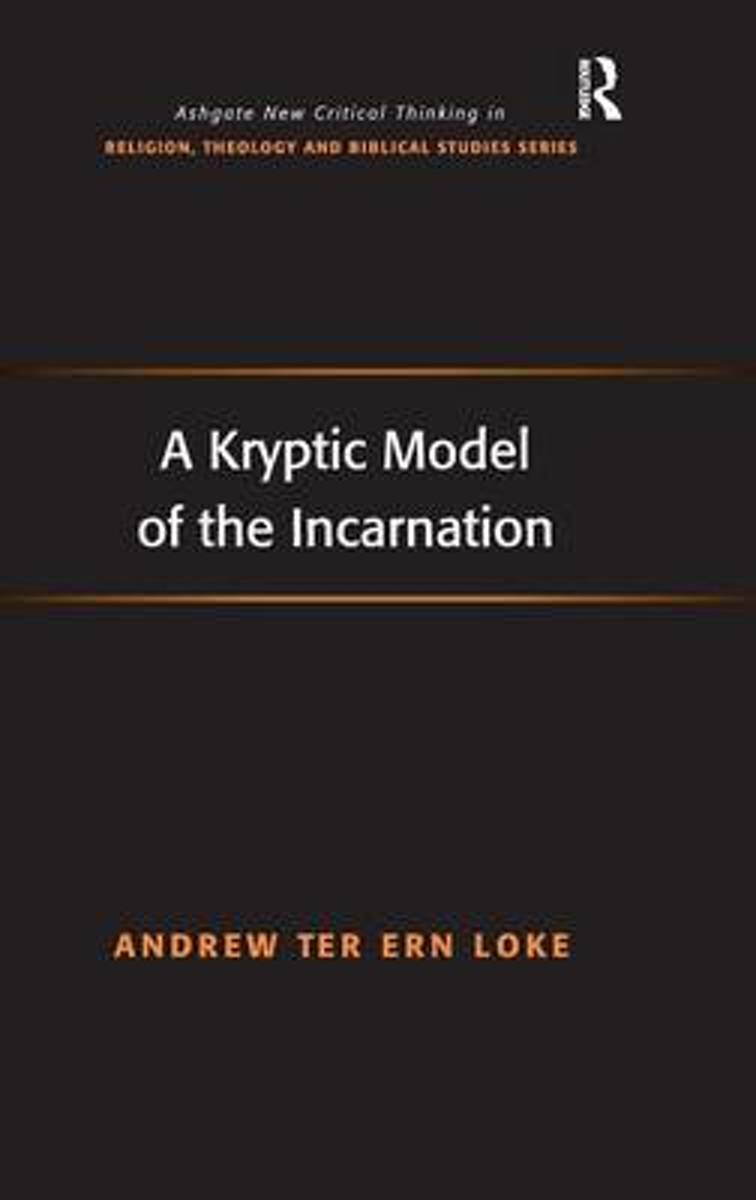 A Kryptic Model of the Incarnation