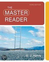 The Master Reader (with MyReadingLab Pearson Etext Student Access Code Card)