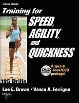 Training For Speed, Agility And Quickness