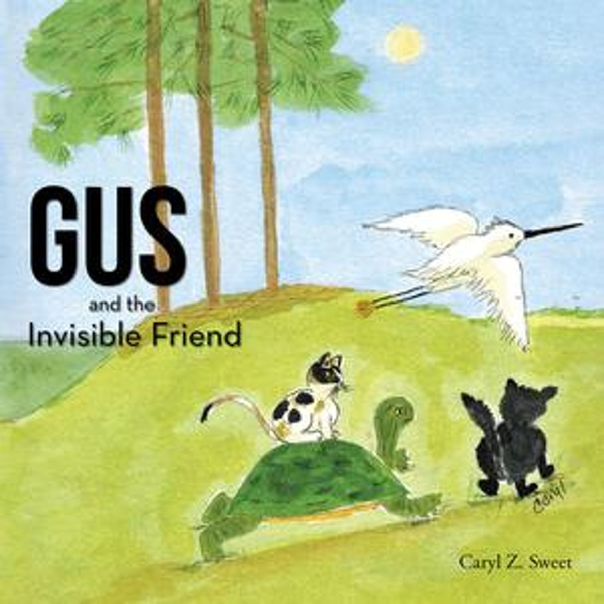 Gus and the Invisible Friend