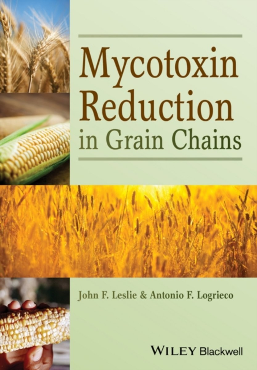 Mycotoxin Reduction in Grain Chains