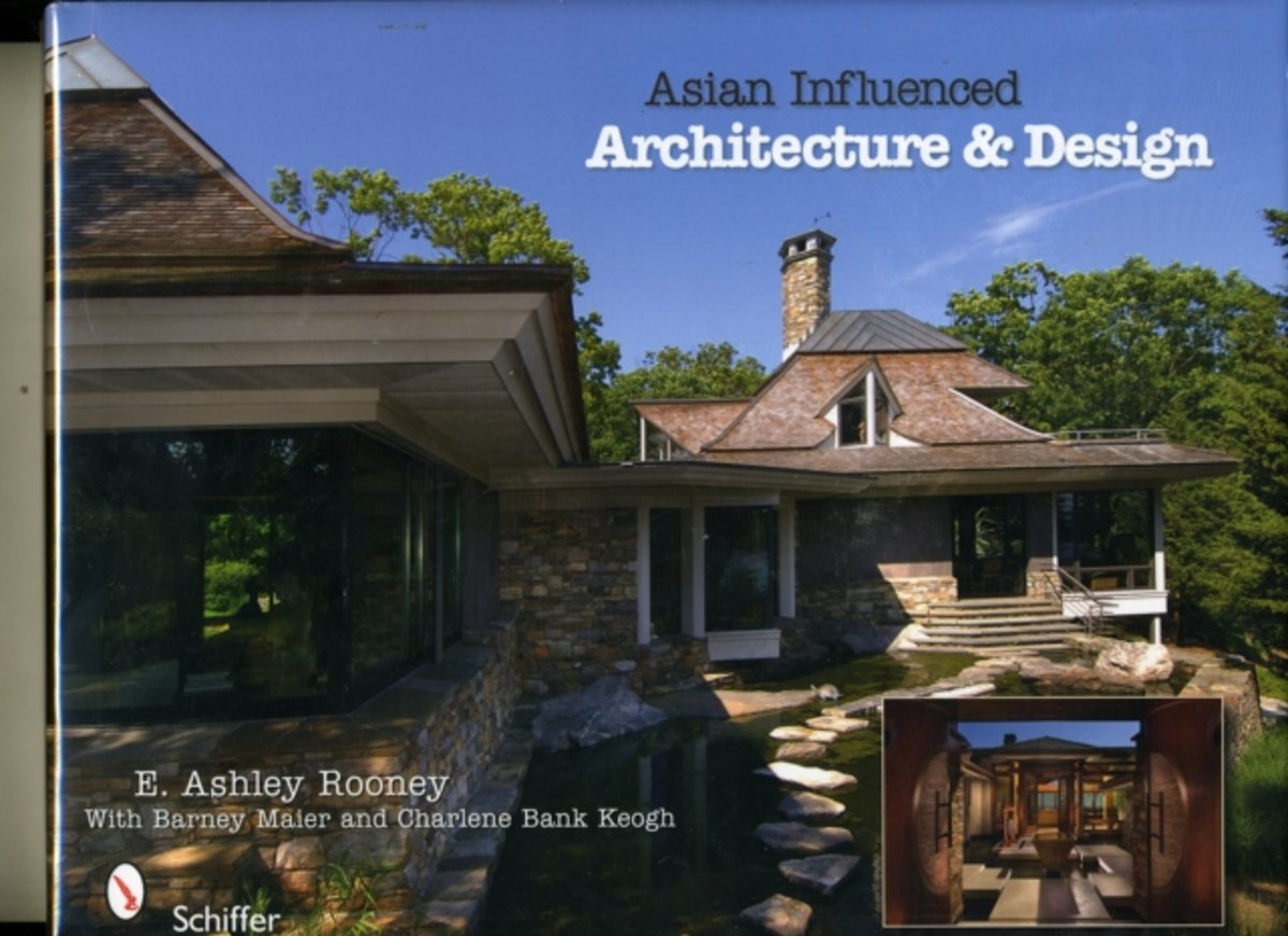 Asian Influenced Architecture & Design