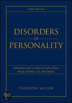 Disorders of Personality
