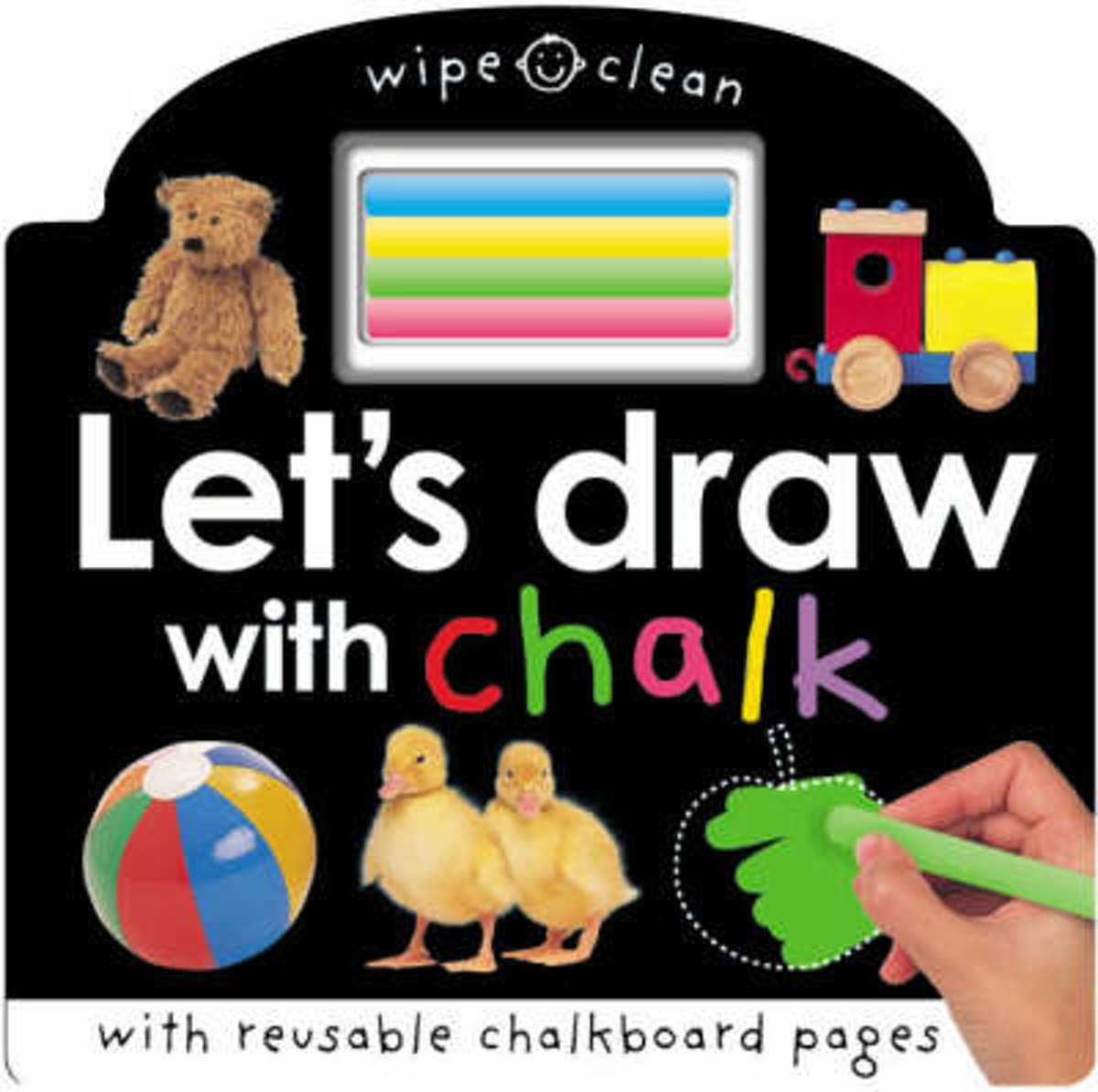 Let's Draw With Chalk