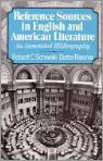 Reference Sources in English and American Literature