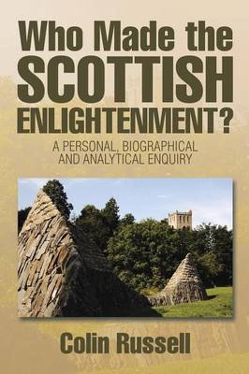 Who Made the Scottish Enlightenment?
