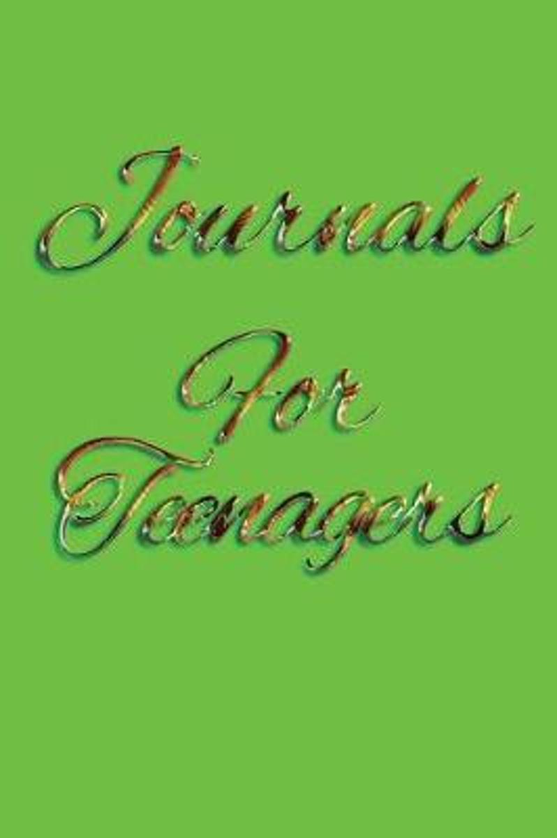 Journals for Teenagers