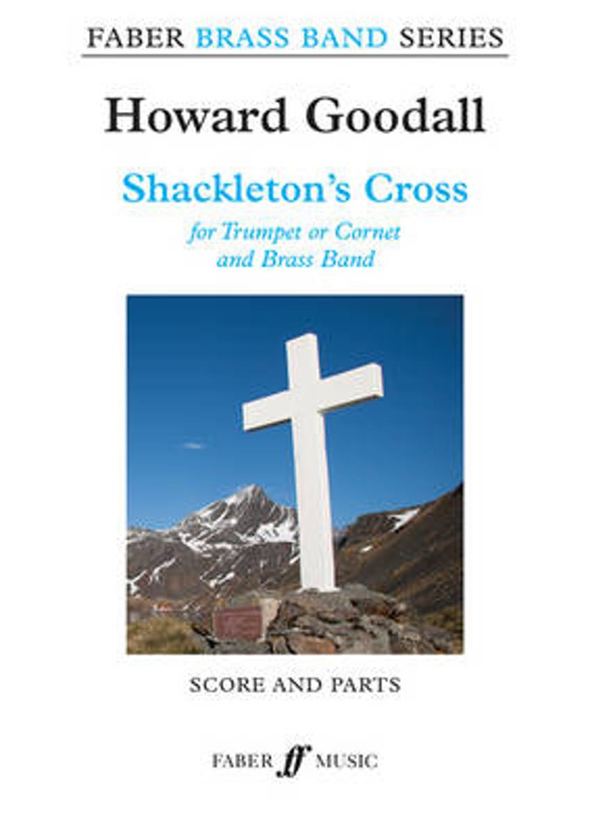 Shackleton's Cross (Brass Band Score and Parts)