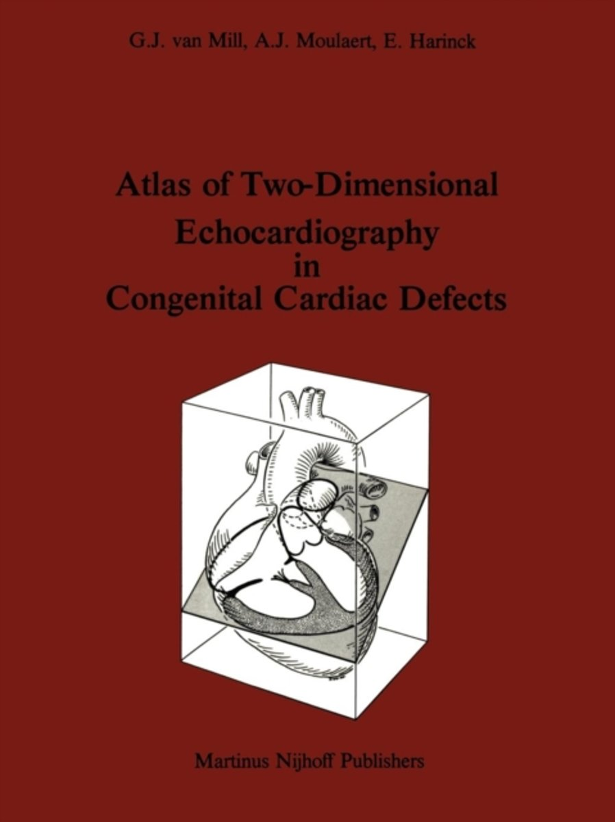 Atlas of Two-Dimensional Echocardiography in Congenital Cardiac Defects