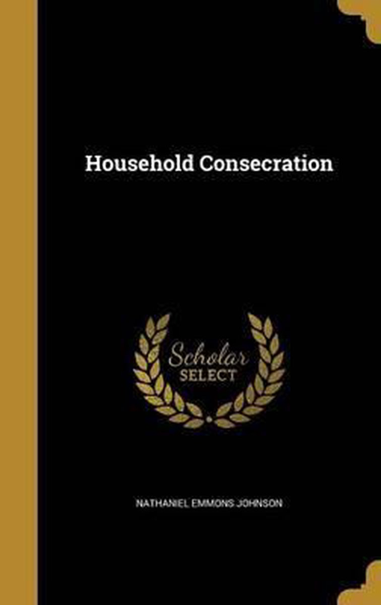 Household Consecration