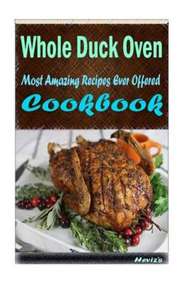 Whole Duck Oven-Cooked