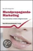 Mundpropaganda-Marketing