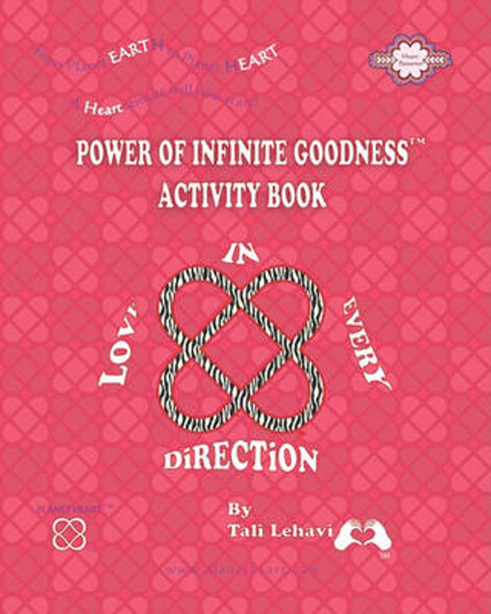 Power of Infinite Goodness Activity Book
