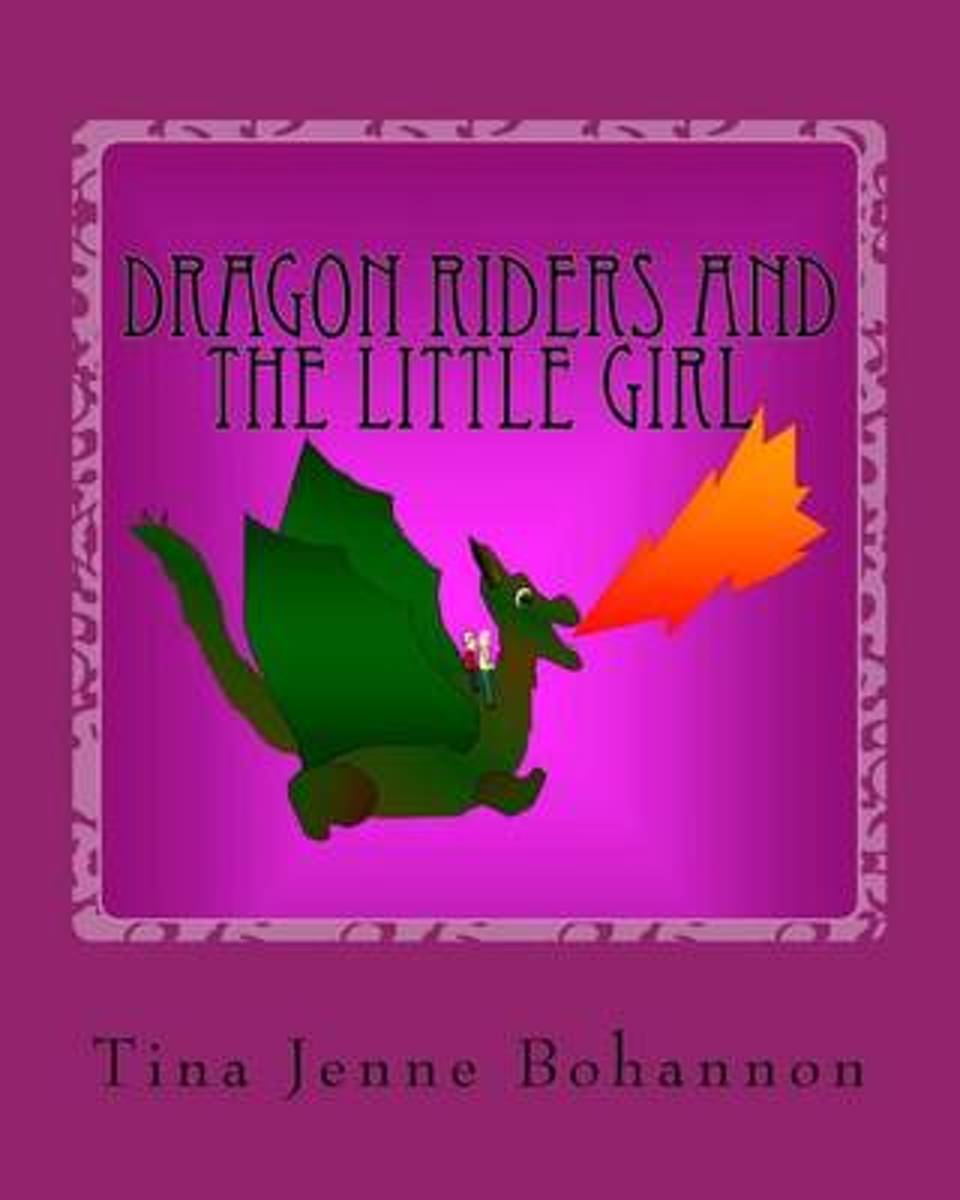 Dragon Riders and the Little Girl
