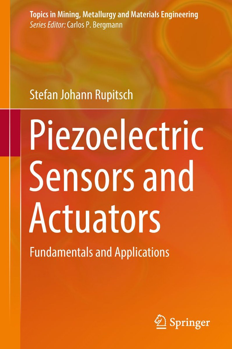 Piezoelectric Sensors and Actuators