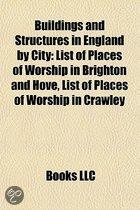 Buildings and Structures in England by City