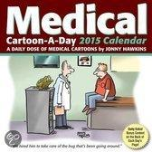 Medical Cartoon-A-Day Calendar