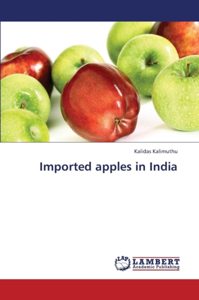 Imported Apples in India