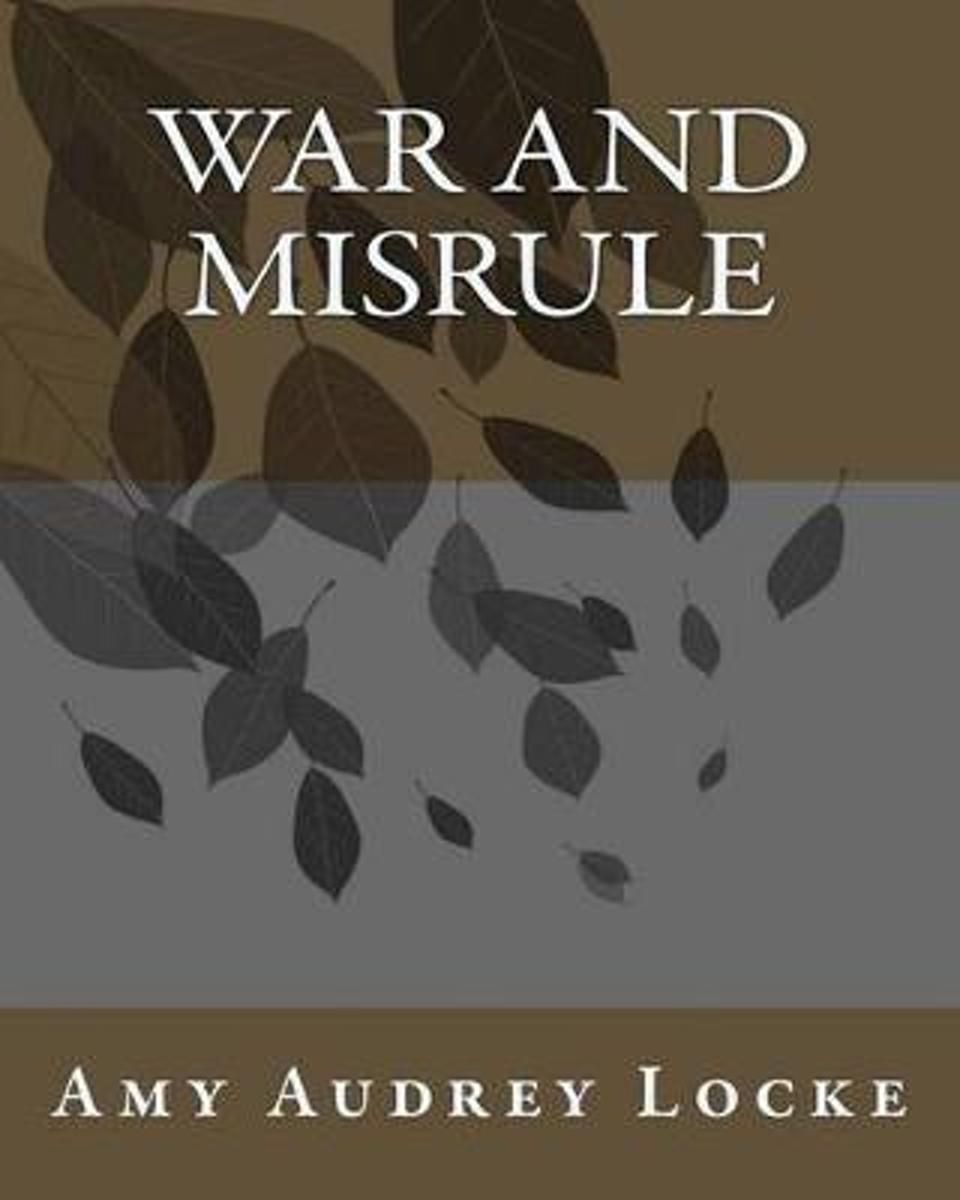 War and Misrule