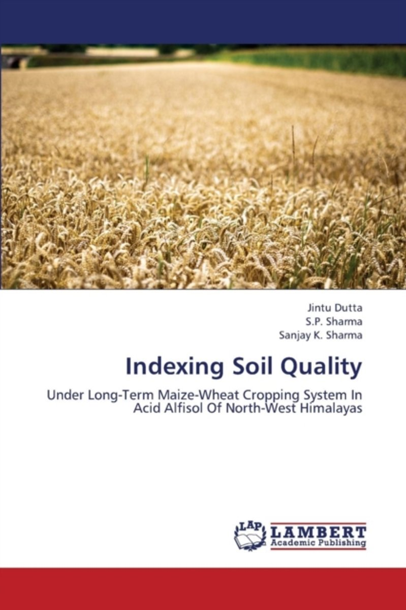 Indexing Soil Quality
