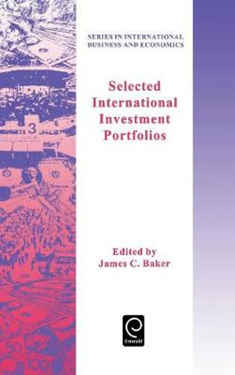 Selected International Investment Portfolios