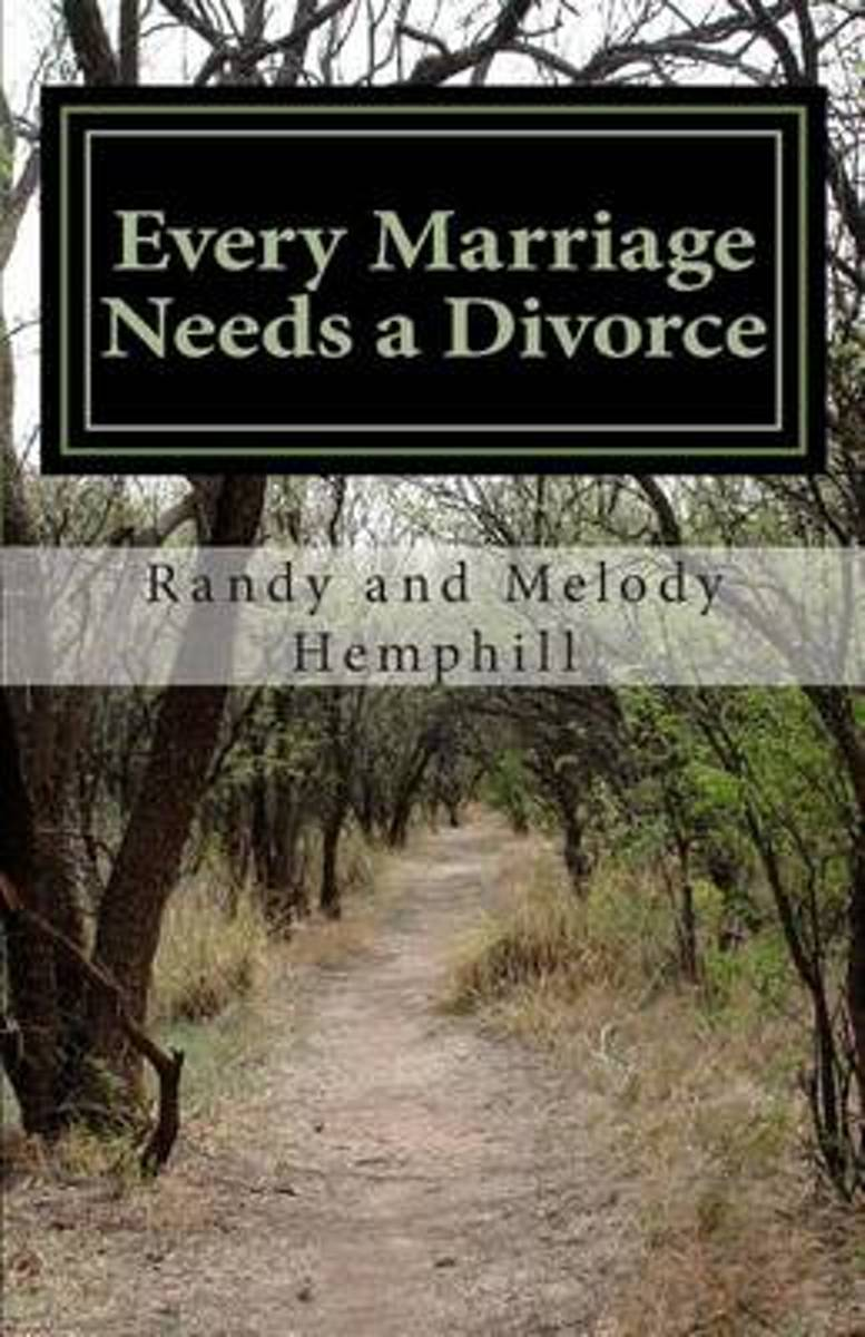 Every Marriage Needs a Divorce
