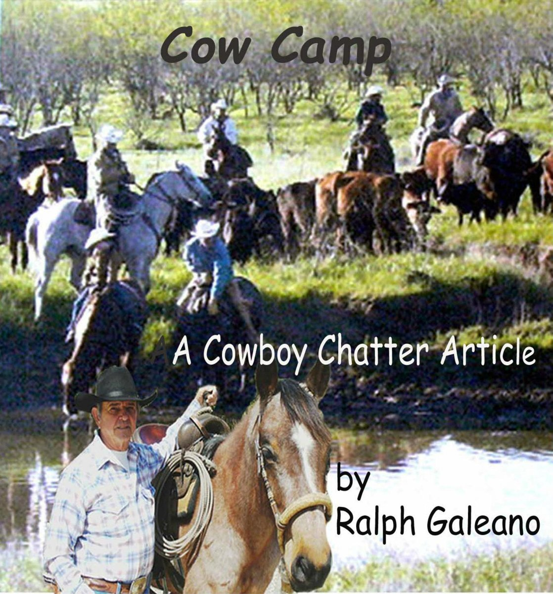 Cowboy Chatter article: Cow Camp