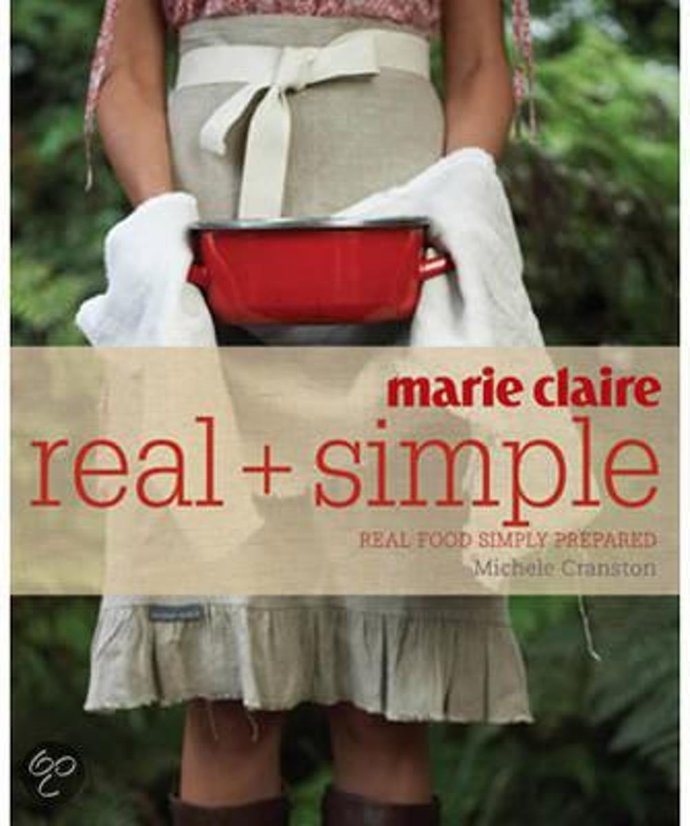 Marie Claire  Real and Simple