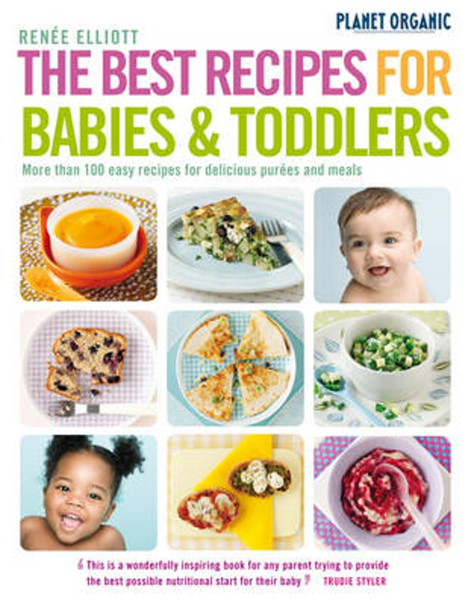 Best Recipes for Babies and Toddlers