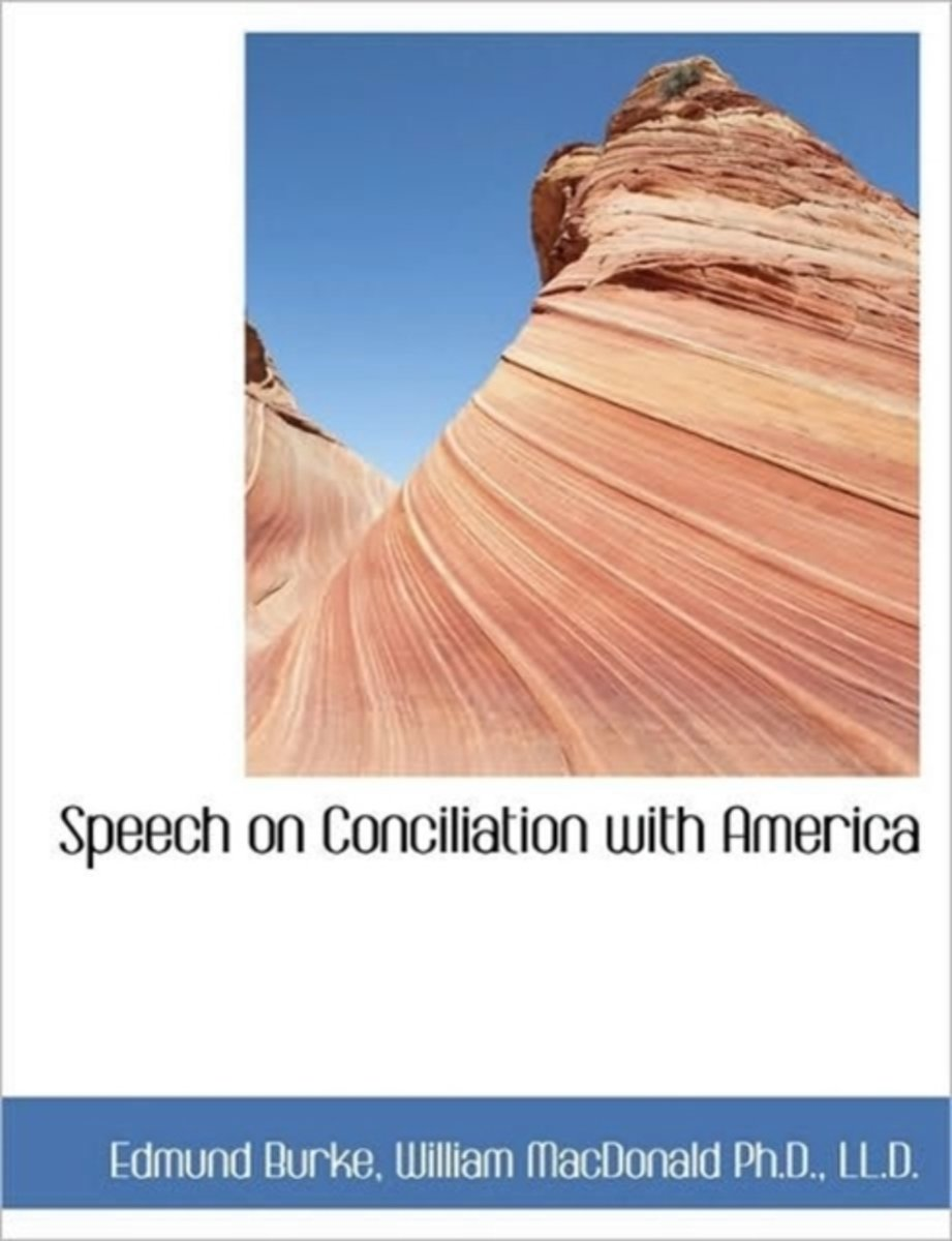 Speech on Conciliation with America