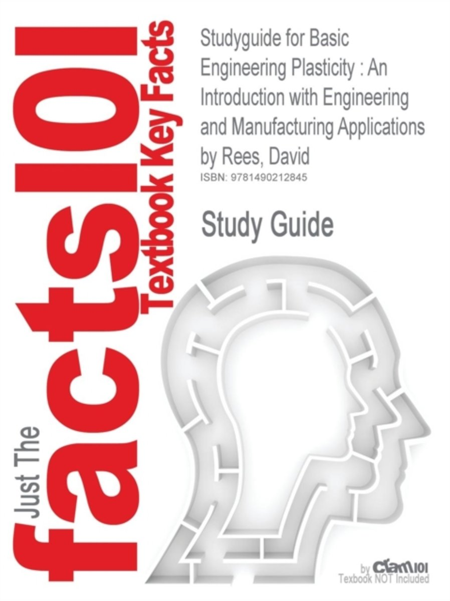 Studyguide for Basic Engineering Plasticity