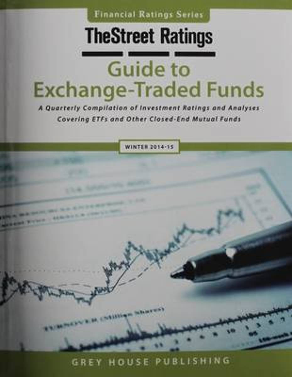 TheStreet Ratings Guide to Exchange-Traded Funds