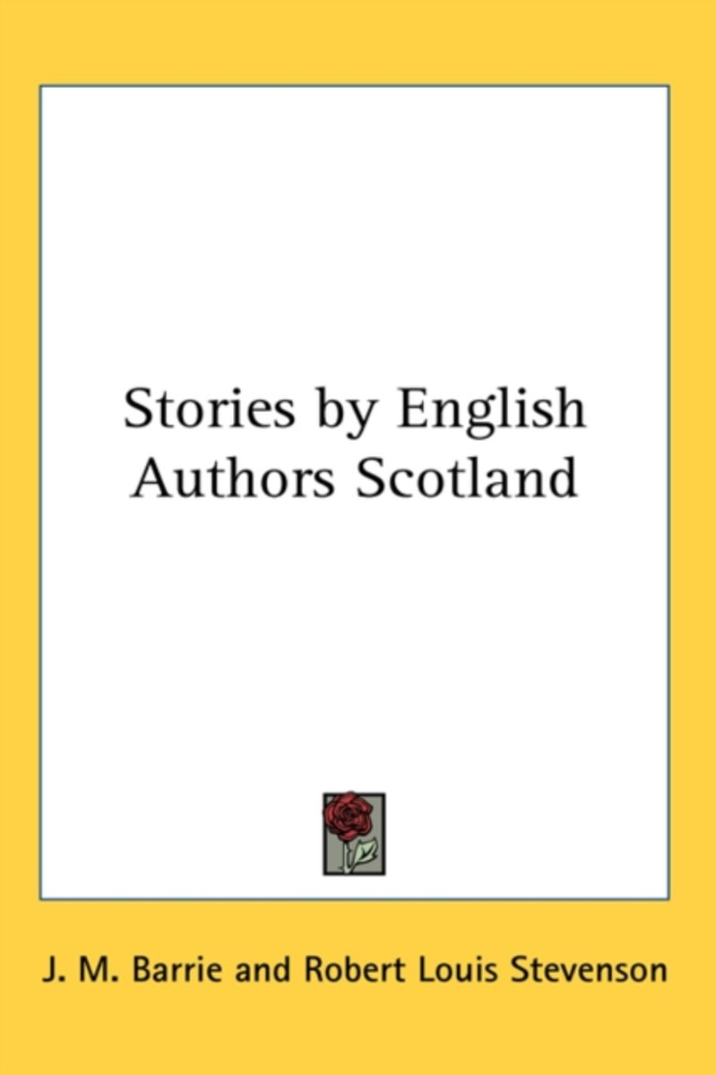 Stories by English Authors Scotland