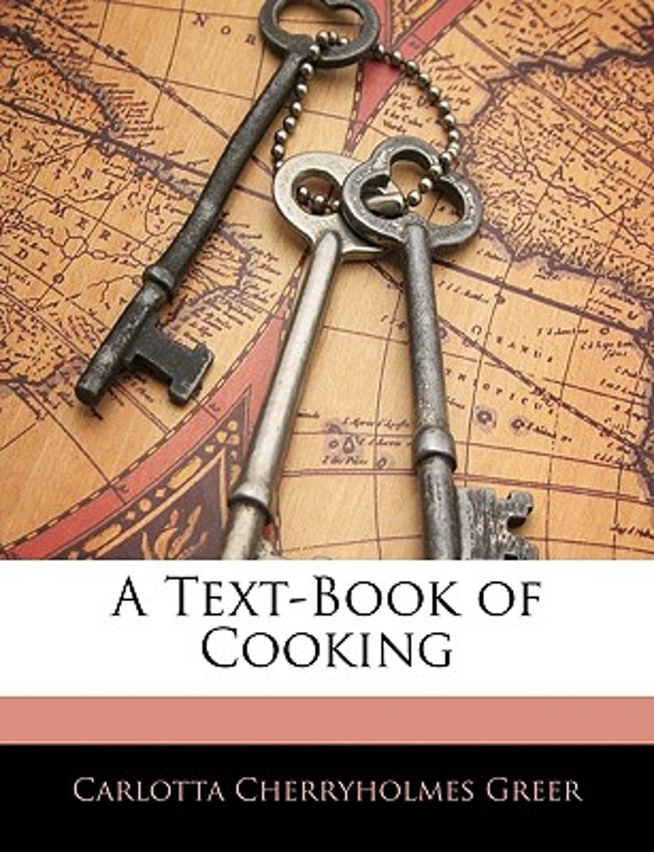 A Text-Book of Cooking