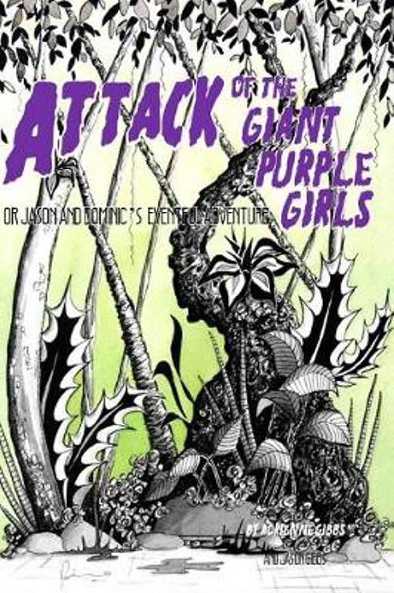 Attack of the Giant Purple Girls