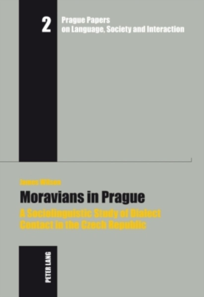 Moravians in Prague