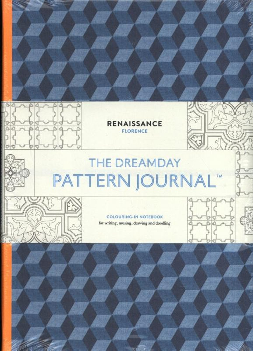 The Dreamday Pattern Journal: Renaissance -Florence