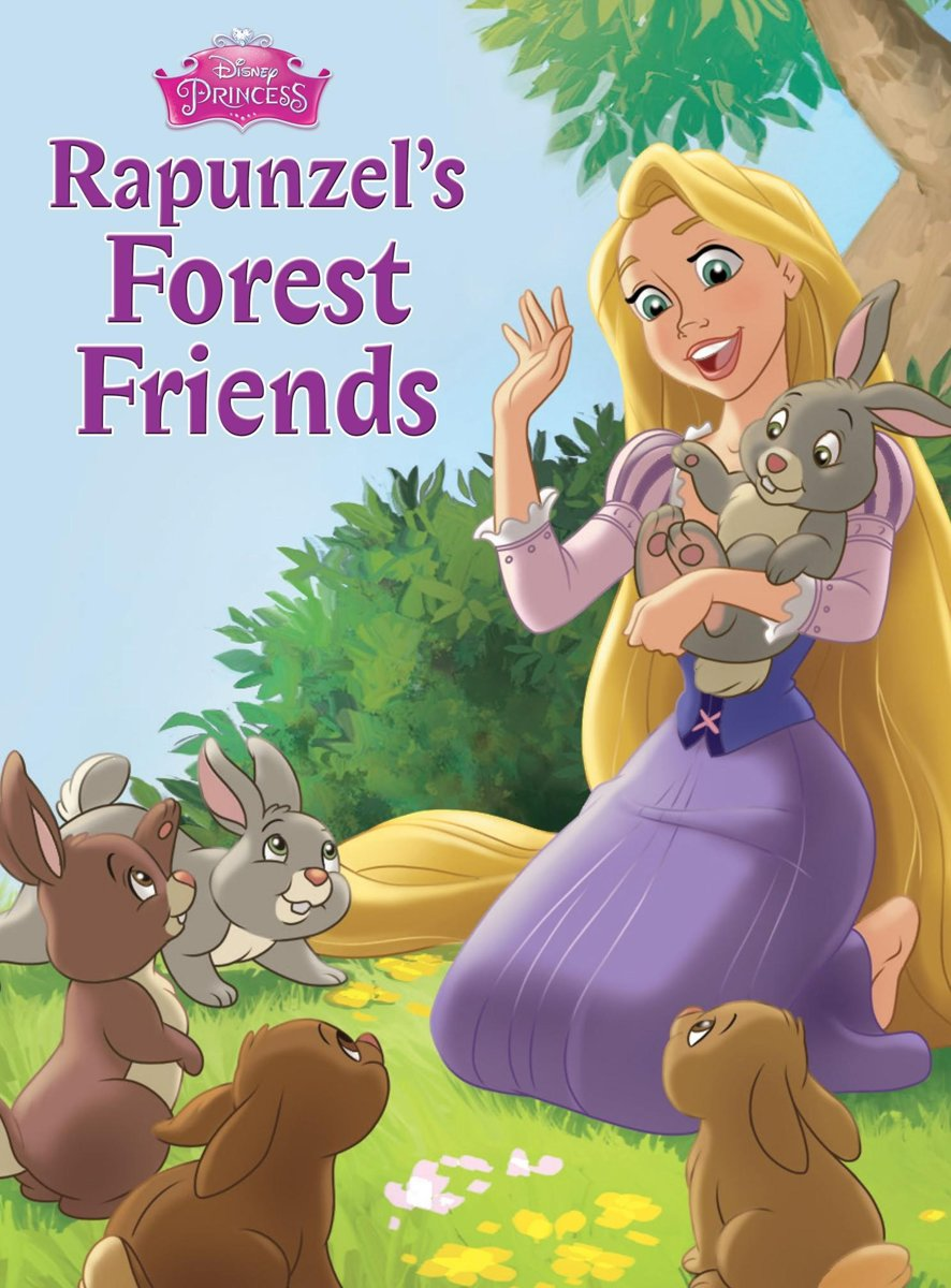 Tangled: Rapunzel's Forest Friends