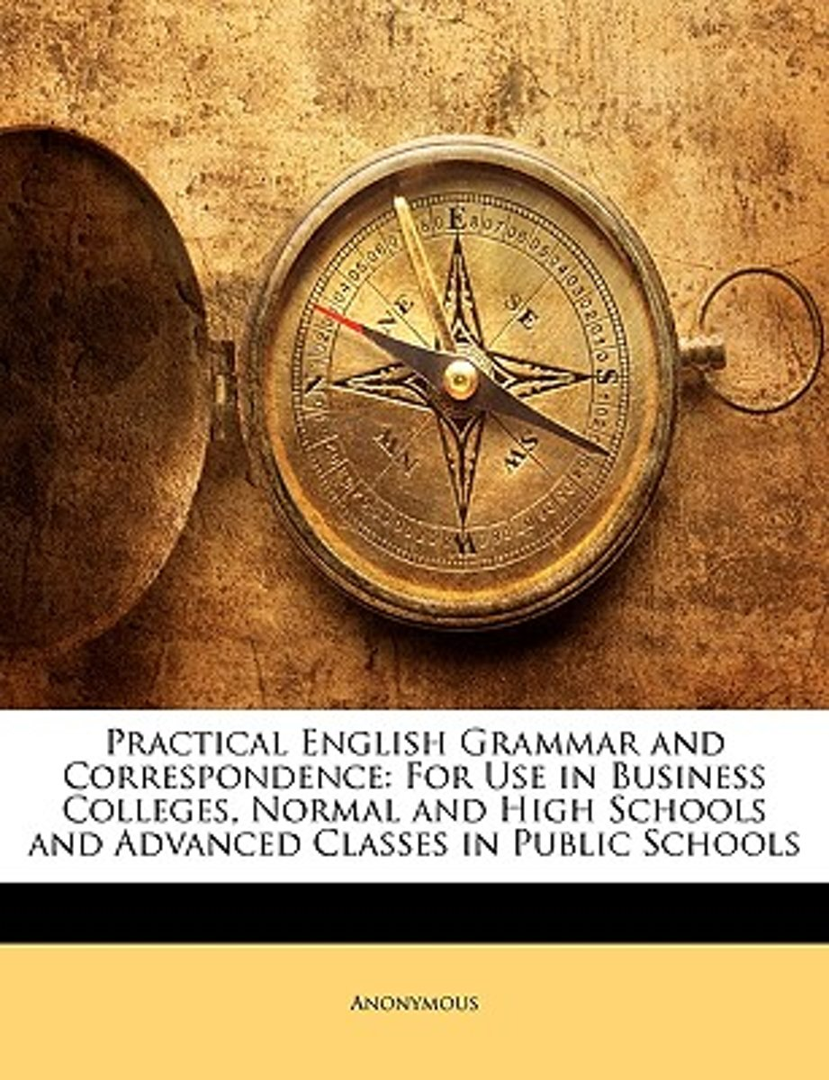 Practical English Grammar and Correspondence